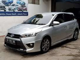 Toyota Yaris TRD Sportivo AT Thn 2014 TDP 7 Good Condition