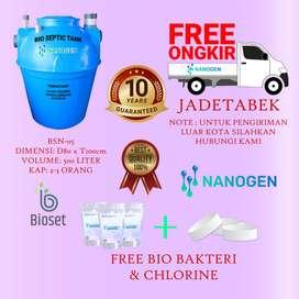 septic tank nanogen anti mampet dan berkualitas