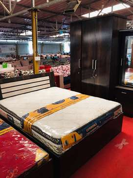FACTORY OUTLET Bedroom set at good cost.