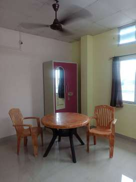 2bhk furnished residential house available in zoo road for rent