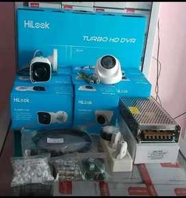 Paket camera cctv lengkap plus pemasangan