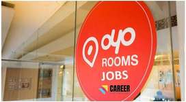 Oyo back office requirment for freshers