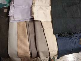 Pant and Shirt pieces