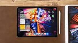 BISa AJa MAu TT/CC/SPliT/KREdit iPad Pro M1 11inc/128GB/Wifi New