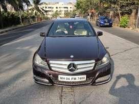 Mercedes-Benz New C-Class C250 Avantgarde, 2012, Diesel