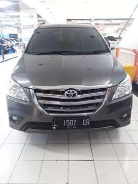 Toyota Innova G bensin 2.0 matic 2011 istimewa