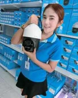 Paket CCTV 2 MP termurah dan bergaransi  Wilayah sukabumi