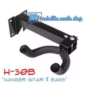 Hanger Stand Gitar & Bass H-30B