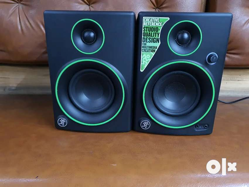 12000 only Mackie CR4 (Pair) Reference Multimedia Monitor - Set of 2