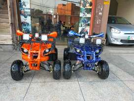 125cc Sports Exhaust ATV QUAD Bike Online Deliver In All Pakistan