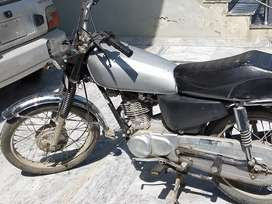 United 125 for sale in genuine condition
