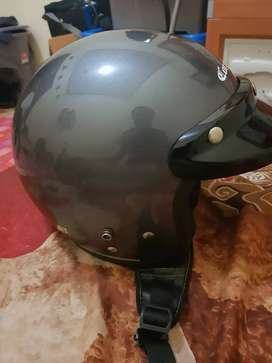Helm Cargloss Silver