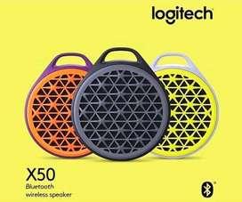 Portable Speaker Logitech X-50 Bluetooth