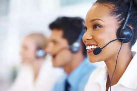 Part time full time job in Idea call centre