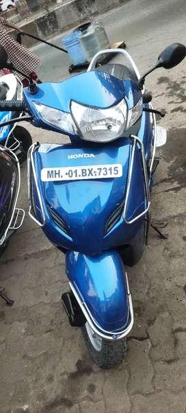 Honda Activa bule colour
