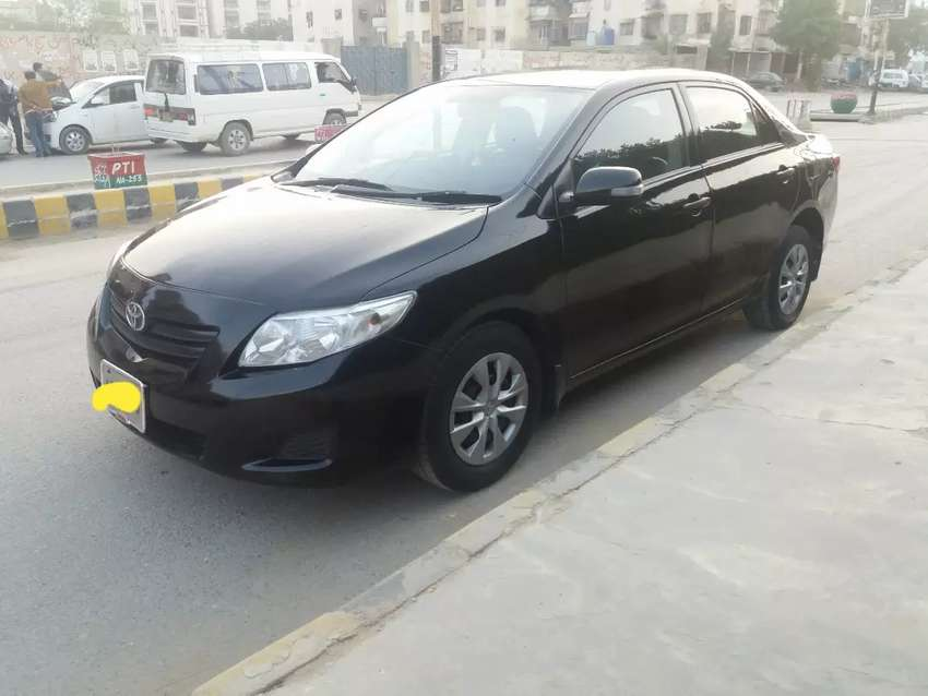 Corolla xli only 2 peice touch up 0