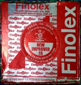 Sell my Finolex Flame Retardant(FR) PVC insulated industrial cables