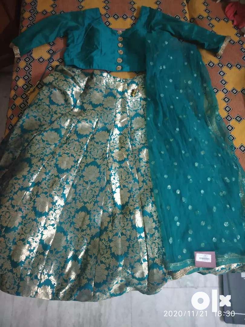 Libas Brand Chania Choli Brand New Free size Price Negotiable 0