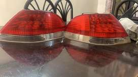 Bmw 7 series lights bonit bumpers