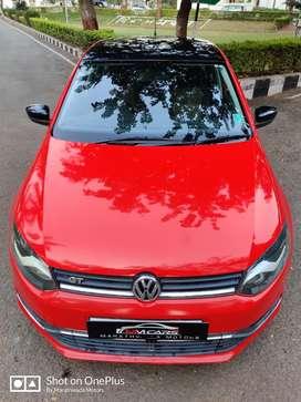 Volkswagen Polo 2013-2015 GT TSI, 2015, Petrol