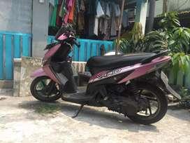 Vario 110 Black Pink
