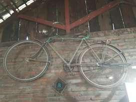 Sepeda untho buat yang suka klasik lebih asik