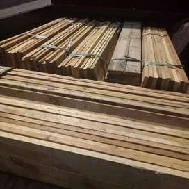 Kayu palet copotan kayu jati belanda bekas bisa antar langsung