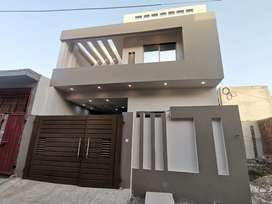 4 Marla Double story House is available for sale New gulgasht colony