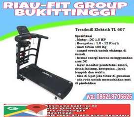 Free ongkir bukittinggi, treadmill 4fungsi brand Total fitness