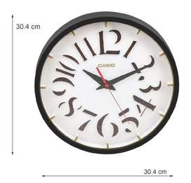 Flat 52% OFF brand new CASIO WALL CLOCK antique design