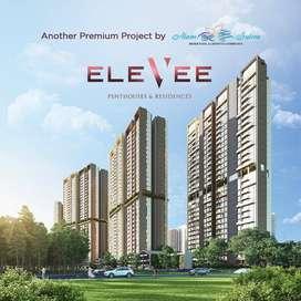 Elevee Garden Penthouses 4 kamar 2 lantai Alam Sutera Harga Perdana