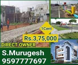 Saravanampatti Dtcp Plots & Villa for sale near Keeranatham IT Park