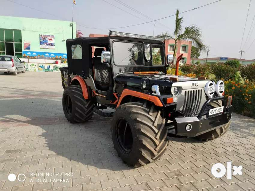 All modified jeep available 0