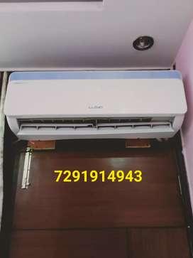 New Air Conditioner LLoyd