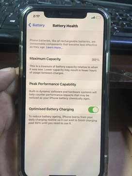 Iphone 11 pro 64 gb Non PTA with all accesories