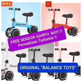 COD - Balance Bike impor / Sepeda Anak tanpa pedal