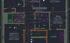 2D AUTOCAD DRAFTING
