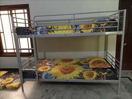 Imported Bunk Bed and Mattress with 7 yr warranty by IKEA (Sweden)