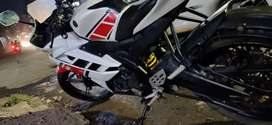 YAMAHA R15 V2 in a very good condition