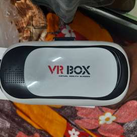 VR  BOX video on theater
