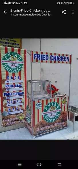 Usaha Ayam Goreng Paket Murah