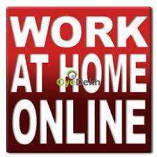Back Office Computer Operator/back End Executive/home Base Part Time