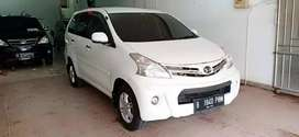 Dijual Daihatsu XENIA R 1.3 Sporty Automatic 2012 Putih Tangan Pertama