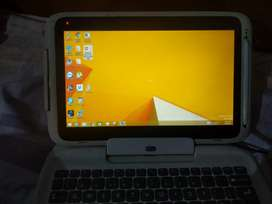 Window mini laptop 2Gb ram , Intel Atom , Dual Camera