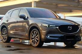 Mazda CX5 Elite 2018 Tipe Tertinggi! fortuner pajero crv x1