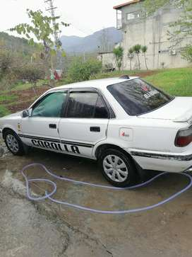I am selling my Corolla 90 2od price 615000