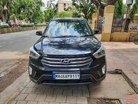 Hyundai Creta 1.6 SX Diesel, 2015, Diesel