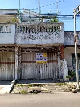 Sewa Ruko Murah Mojokerto jalan WR Supratman