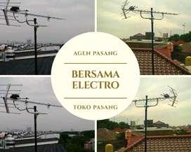 Terbaik Terdekat Pasang Signal Antena TV