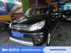 [OLXAutos] Daihatsu Terios 1.5 TX Bensin MT 2012 Hitam #Moarr Motor